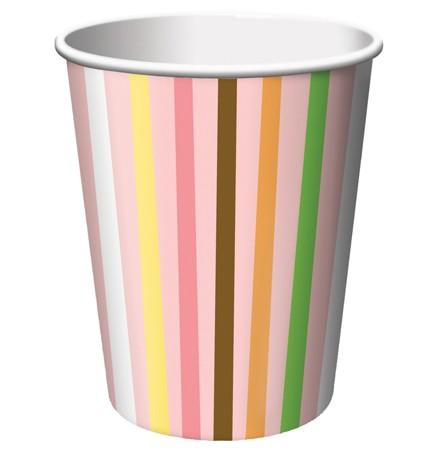 כוסות חגיגה בספארי בנות