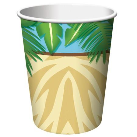 כוסות הרפתקאה בספארי