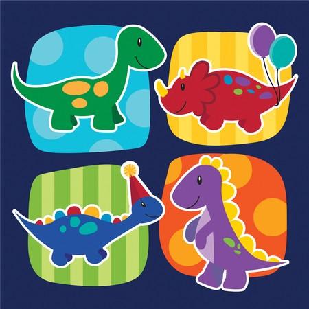 מפיות גדולות דינוזאור קטן