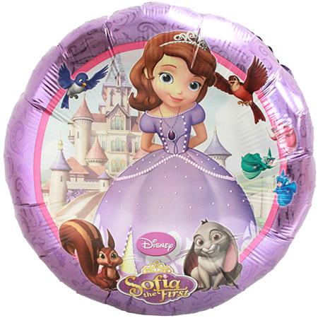"""בלון מיילר הנסיכה סופיה - """"18"""