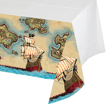 מפת שולחן מפת הפיראטים