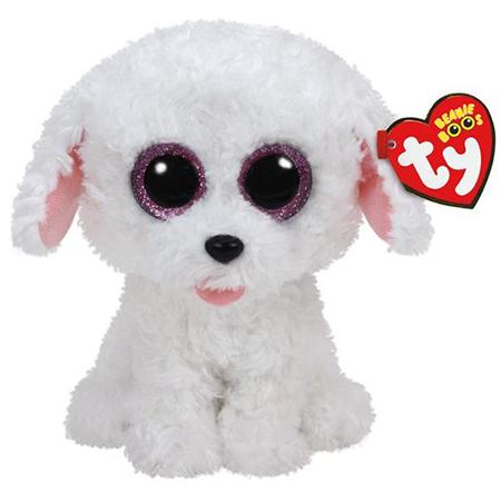 בובת פיפי הכלב הלבן