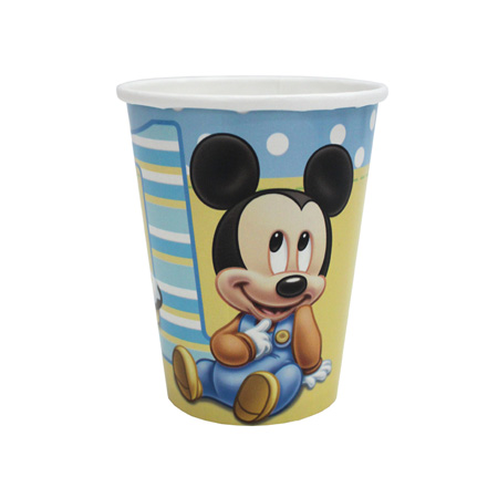 כוסות מיקי מאוס שנה
