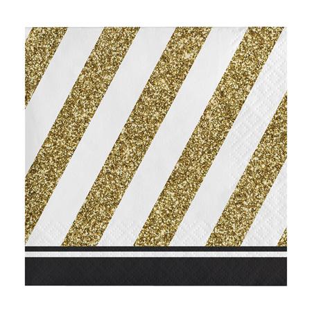 מפיות קטנות Black & Gold