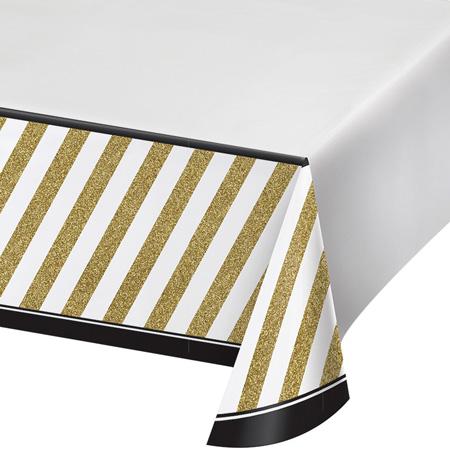 מפת שולחן Black & Gold
