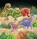 מרכז שולחן דינוזאורים