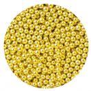פניני סוכר 25 ג' - זהב מטאלי