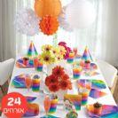 חבילה דלוקס מסיבת קשת ל-24