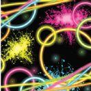 מפיות גדולות Glow Party