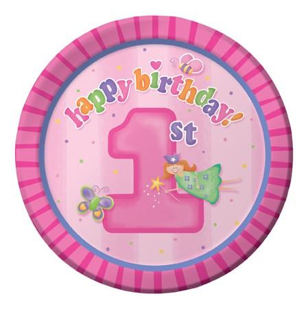 יום הולדת שנה - Fun at One