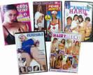 5 סרטי DVD למבוגרים
