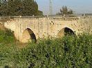 הגשרים מעל רחוב גיסין