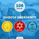 Reporty - ריפורטי - אפליקציה בחינם לשידור וידאו בזמן אמת מאירועי חירום