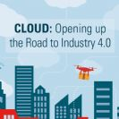 """""""תעשייה 4.0""""–המהפכה התעשייתית הבאה: איך ענן מניע את """"עליית המכונות"""""""