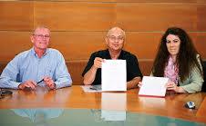 חתימת הסכם אוני' בן גוריון - MIT