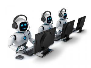 רובוטים במוקדי שירת