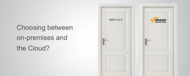 """השת""""פ החדש בין אמזון ל-VMware"""