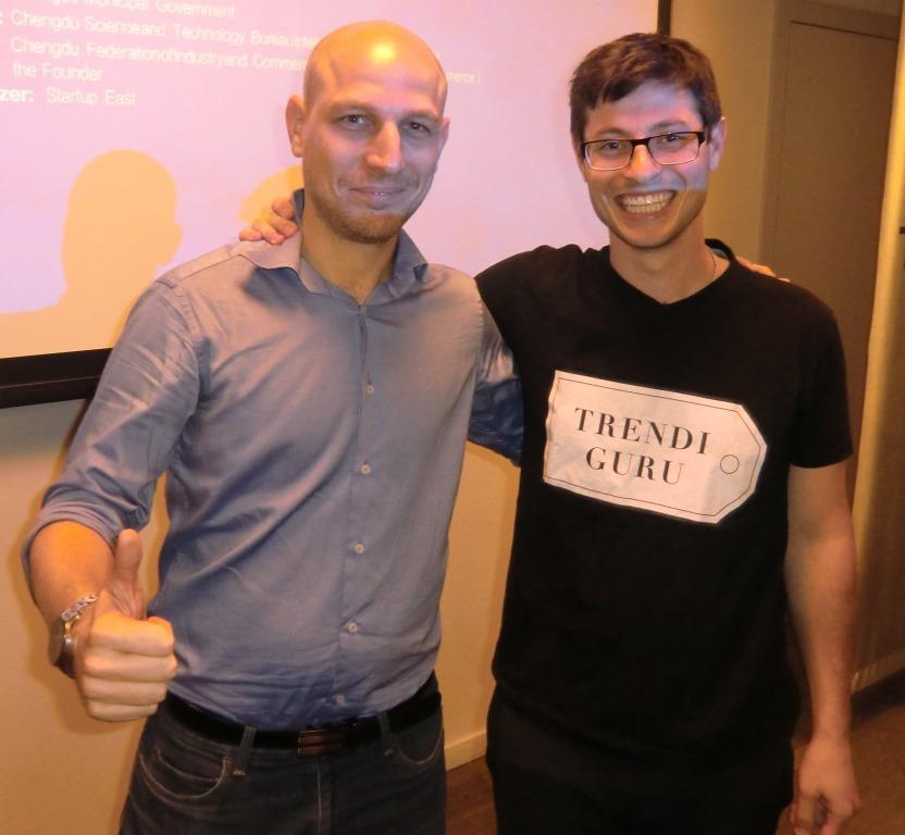 הזוכה בתחרות: Trendi Guru