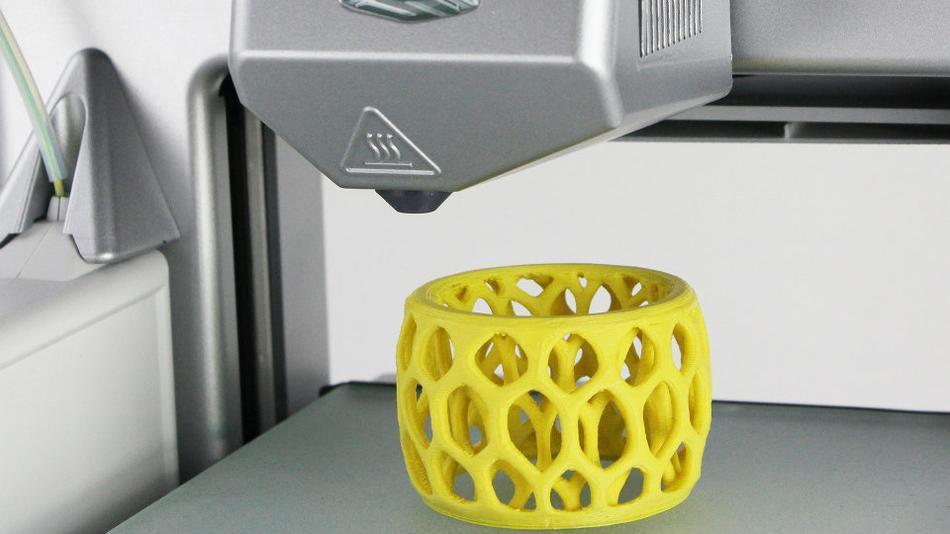 מדפסת תלת-מימד