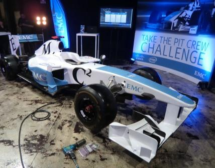 F1 & EMC