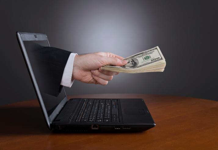 השקעה באינטרנט