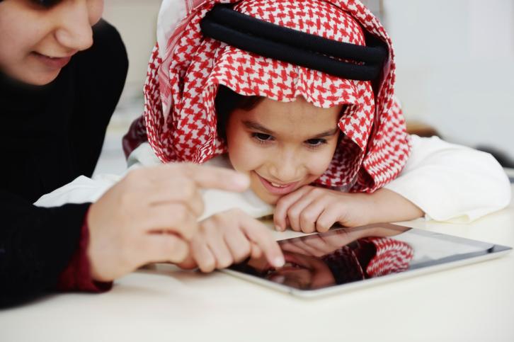 אינטרנט בעולם הערבי