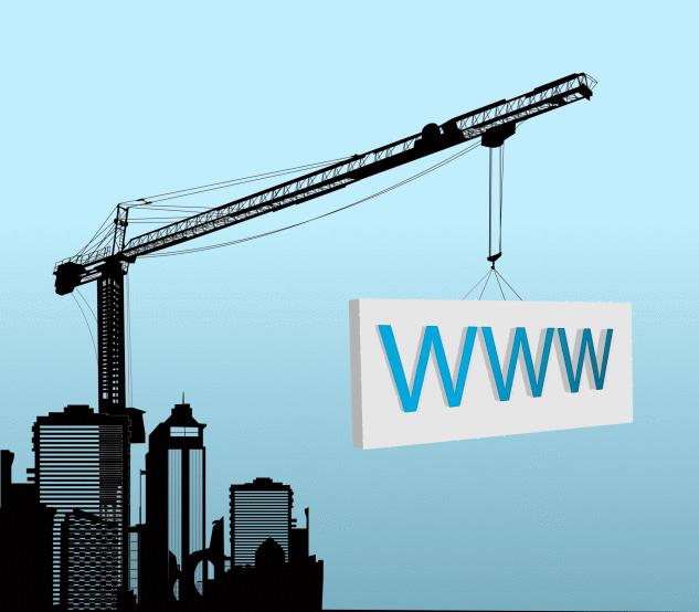 האינטרנט בבנייה