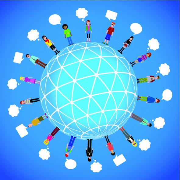קהילות מרחבי העולם