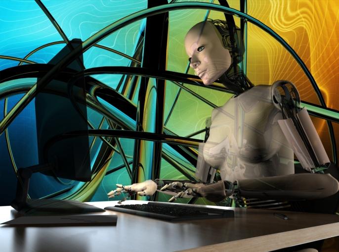 אדם רובוט