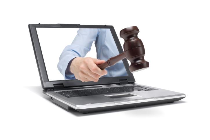 הגנה משפטית ברשת