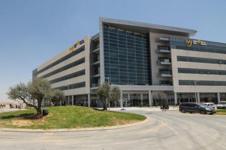 הבניין החדש של נס בבאר שבע