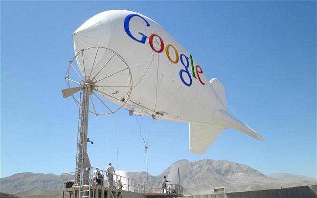 בלון של גוגל