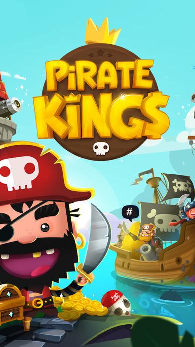 מסך Pirate Kings