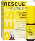 Rescue Remedy, Natural Stress Relief Spray, 0.245 fl oz (7 ml)
