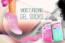 גרביים לשיפור העור בכף הרגל