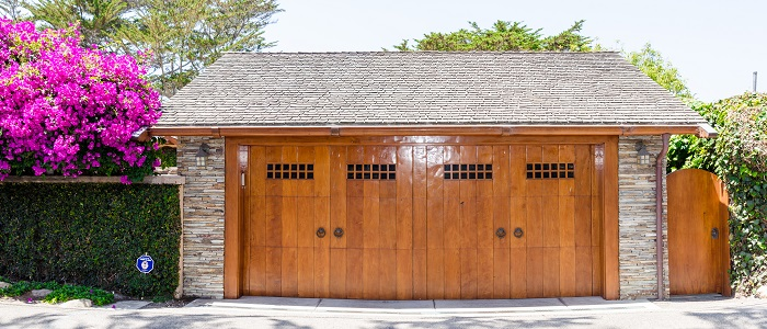 Garage door service in LA