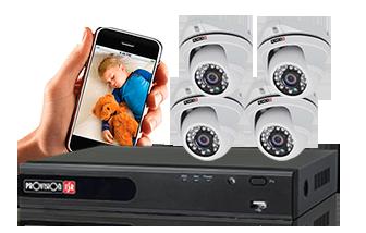 מצלמות אבטחה AHD