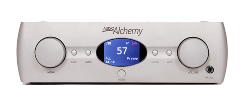 Audio Alchemy DDP-1 Digital decoding Preamp