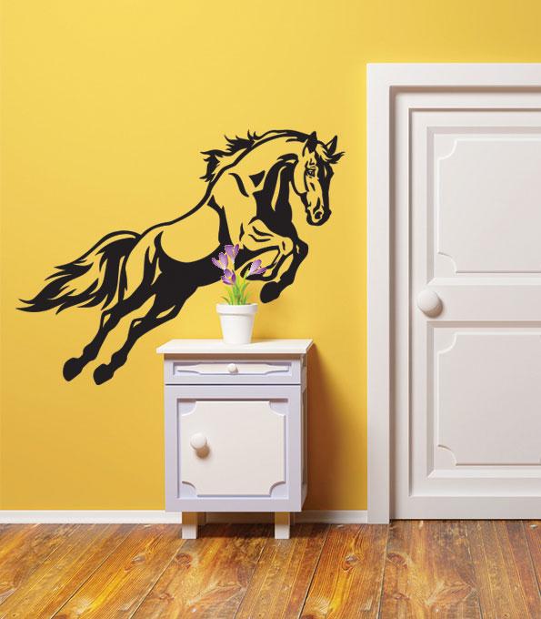 מדבקות קיר סוס