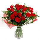 הרומנטי - 15 ורדים
