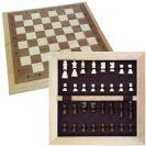 שחמט עץ אלגנטי