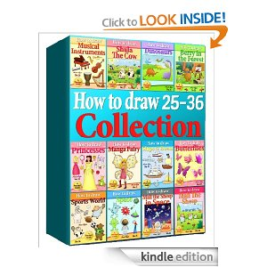 besr book to learn how to draw