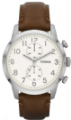 Fossil FS4872 מקולקציית שעוני פוסיל החדשה דגם 2015 שעון פרסומת !