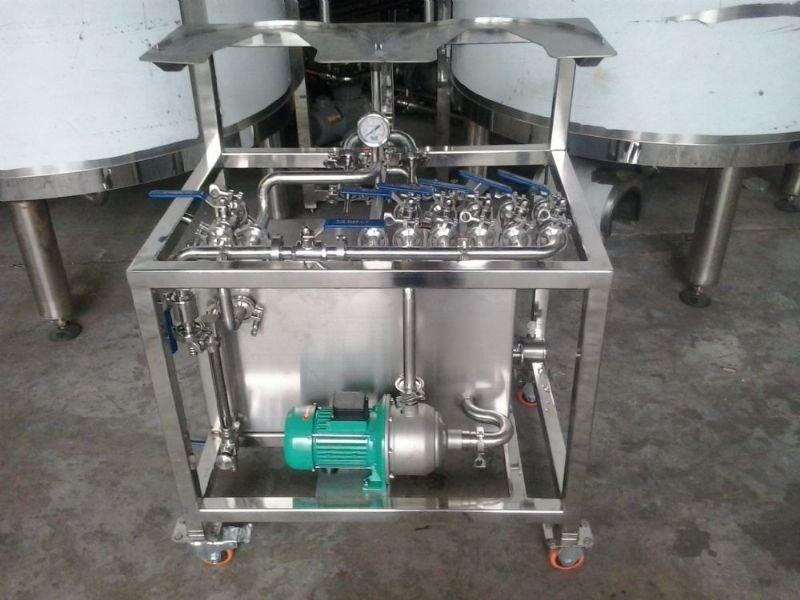 keg machine