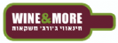 רשת Wine&More משקאות חינאווי ג'ורג' - תורמת לנוה גן !