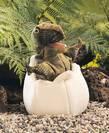 בובות תיאטרון-דינוזאור בוקע מתוך ביצה-PUPPET-2061