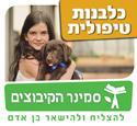 לימודים כלבנות טיפולית - סמינר הקיבוצים