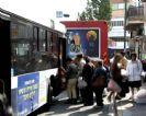 תושבי פתח תקווה נתנו לתחבורה הציבורית ציון 6 מתוך 10