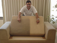 הצעת מחיר לניקוי ספה