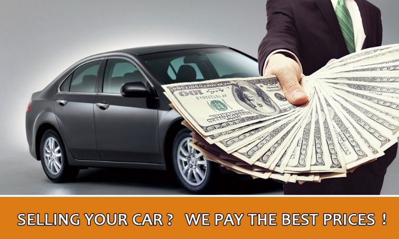SELLING YOUR CAR?? WE PAY THE BEST PRICES!!